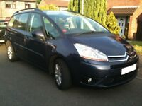 Citroen C4 Grand Picasso. Needs new clutch, quick sale due to arrival of new car
