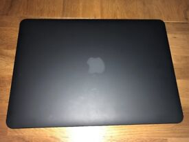 Just a 3 months old MacBook Air (13-inch, Early 2015)