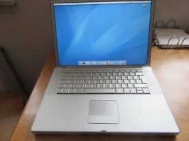 2003 model Apple Powerbook G4 Laptop