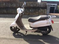 Sym Fiddle II 125cc Scooter
