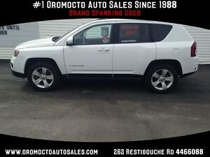 2015 Jeep Compass SOLD