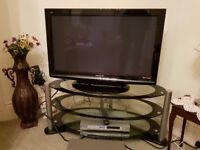 Panasonic Viera TX-P37C10 Plasma Tv & Stand