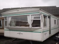 Carnaby Ceintenniel 35x12 FREE DELIVERY 3 bedrooms 2 bathrooms over 50 offsite static caravans