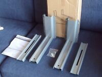 MICROWAVE WALL BRACKETS - BRAND NEW! FITS ALL MICROWAVES.
