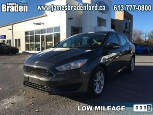 2015 Ford Focus SE - Bluetooth -  Sync - Low Mileage
