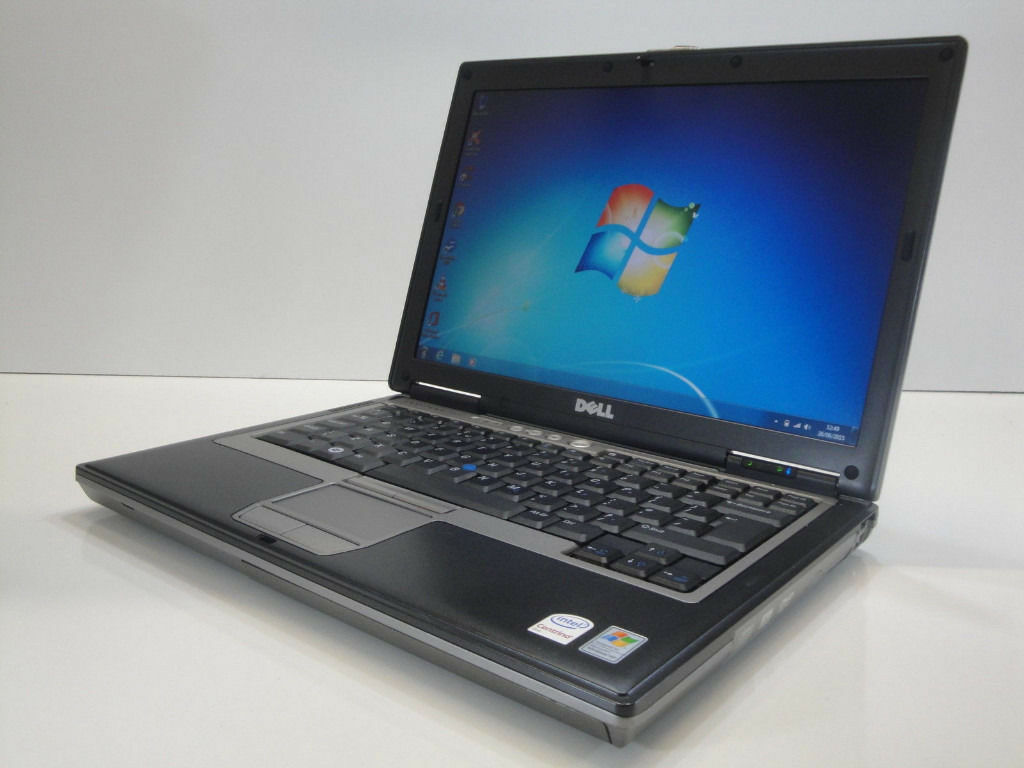 Dell latitude d630 laptop windows 7 wireless + ms office+ warranty.