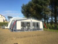 Size 15 Dorema awning