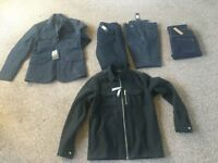 Job Lot of Men's BRAND NEW WITH TAGS River Island Clothes – RRP £250