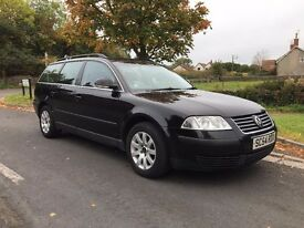 2005 Volkswagen Passat tdi estate trendline. Full history, just serviced, cambelt done, great car!