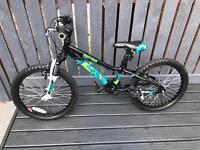 """Saracen rufftrax boys 20"""" mountain bike 6 speed suit age 6-10"""