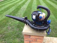 MAC garden petrol leaf blower and vacuum