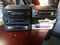 6 Car CD Stereos For Sale