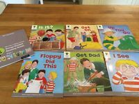Oxford Reading Tree (biff, chip and kipper) full sets in excellent condition