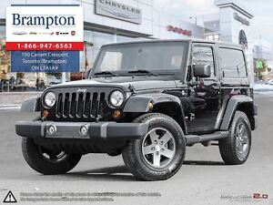 2011 Jeep Wrangler Sport 4X4|Automatic|Leather