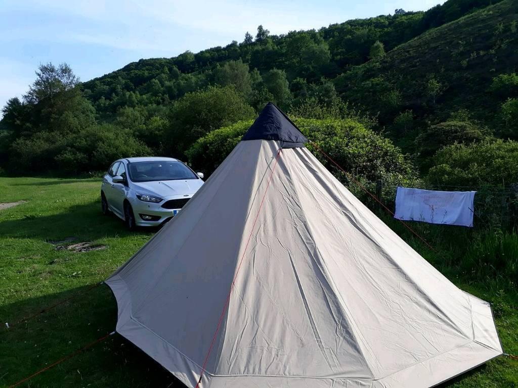 Robens Fairbanks 4 Man Tipi Tent In Bridgwater Somerset