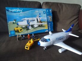Superplay Airplane Kit - £8 **FREE DELIVERY**
