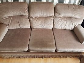 Sofa set with two armchairs