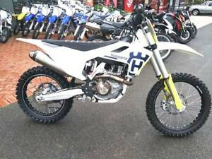 Husqvarna FC450 Seaford Frankston Area Preview