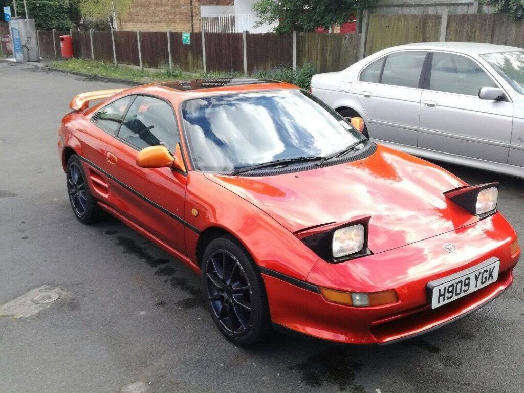 toyota mr2 mk2 1991 900 price drop in edmonton london gumtree. Black Bedroom Furniture Sets. Home Design Ideas