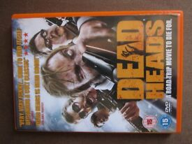 DVD 'Dead Heads' - Comedic Zombie Movie