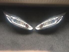 Ford Fiesta ST Headlights
