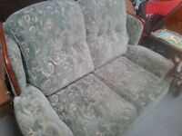 material twoo seater
