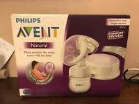 Advent electric breast pump