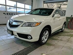2013 Acura RDX Tech AWD - New Brakes - Running brds - Roof Rails