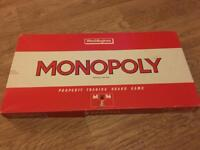 Waddingtons original monopoly