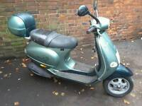 Piaggio vespa auto drive moped motorcycle scooter only 499 no offer