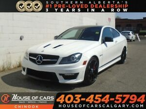 2014 Mercedes-Benz C-Class C63 Edition 507 Fully Loaded