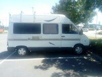 Renault Trafic 2.5 Diesel Camper Van