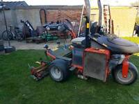 Jacobsen gp400 lawn mower