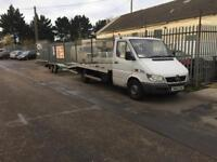 24/7 recovery service car brake down