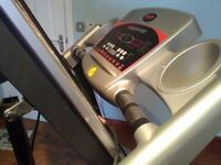 Aspire Treadmill, cost 399.99, offers around £130, very good condition, Tel 07903623202