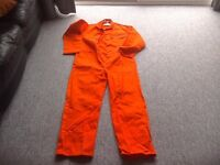 Pair of good quality overall