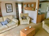 LUXURY HIGH END HOLIDAY HOME STATIC CARAVAN LODGE FOR SALE LAKES OCEAN EDGE MORECAMBE