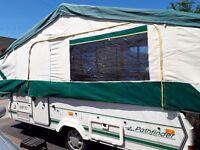 Pennine pathfinder 600tc 1999. Folding camper