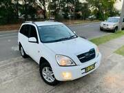 2011 Chery SUV J11 FWD ONLY 59000 Kms LOGBOOKS 2 Keys Leather Mag Sutherland Sutherland Area Preview