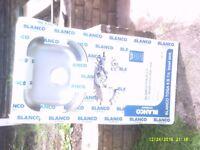 blanco s/steel sink