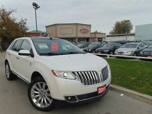 2011 Lincoln MKX LIMITED EDITION NAVI PANORAMIC