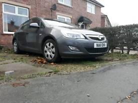 2011 Vauxhall Astra 1.4 16v 85k 6 months mot