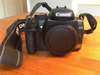 Canon EOS 400D Camera with various Lens and Accessories