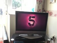 Panasonic 26 inch HD ready LCD television full working order