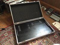 Pedal Board / Flight Case Large - approx 87cm x 54cm