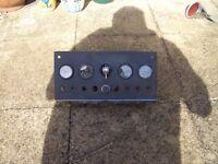 E Type or Mk 2 Centre Dash