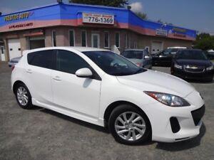 2012 Mazda Mazda3 SPORT GS-SKYACTIV SEULEMENT 44.41 /SEM AVEC TX