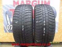 AA.171 2X 225/55/16 99H 2X5MM TREAD MICHELIN PILOT ALPIN