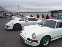 Porsche 997 or air-cooled 911 WANTED