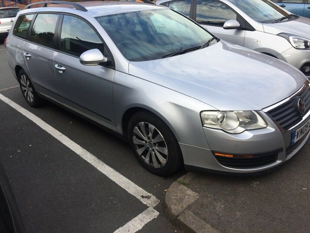 Volkswagen Passat estate 2.0 tdi, Bluemotion 2009
